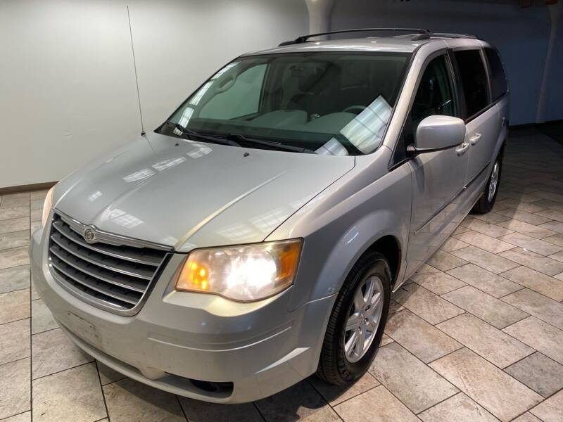 2010 Chrysler Town and Country for sale at MFT Auction in Lodi NJ