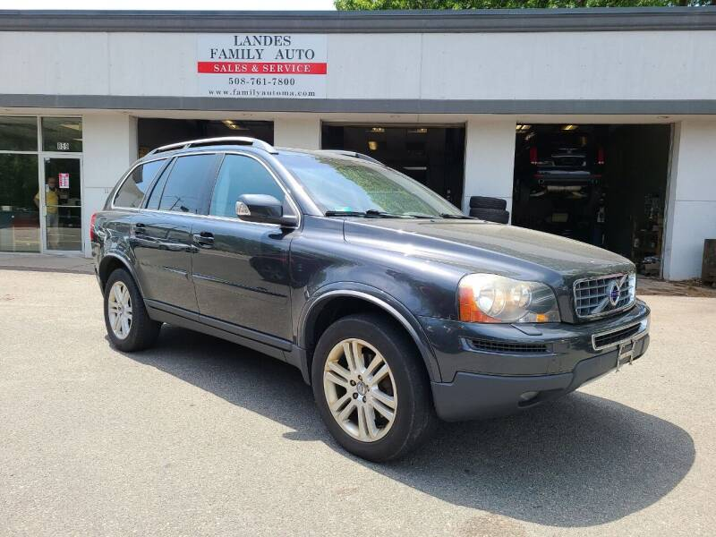 2012 Volvo XC90 for sale at Landes Family Auto Sales in Attleboro MA