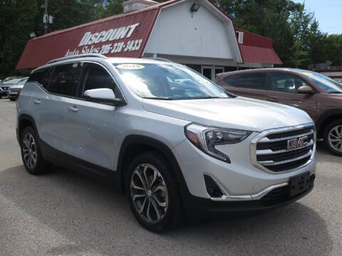 2019 GMC Terrain for sale at Discount Auto Sales in Pell City AL