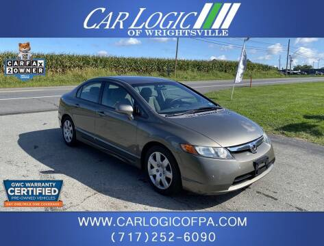 2008 Honda Civic for sale at Car Logic in Wrightsville PA