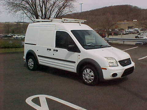 2013 Ford Transit Connect for sale at North Hills Auto Mall in Pittsburgh PA