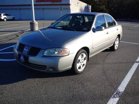2005 Nissan Sentra for sale at B&B Auto LLC in Union NJ