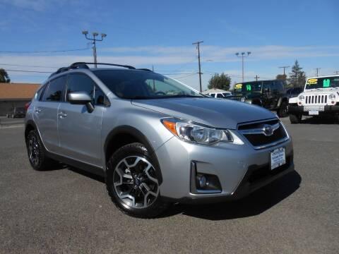 2017 Subaru Crosstrek for sale at McKenna Motors in Union Gap WA