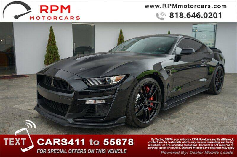 2020 Ford Mustang for sale in Sherman Oaks, CA