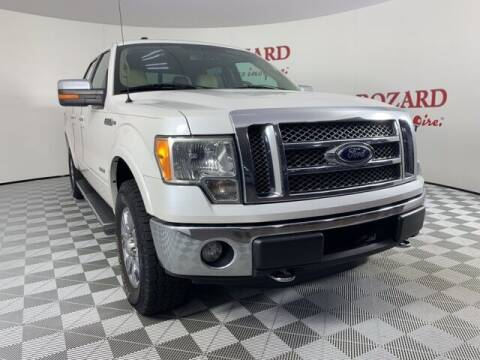 2011 Ford F-150 for sale at BOZARD FORD in Saint Augustine FL