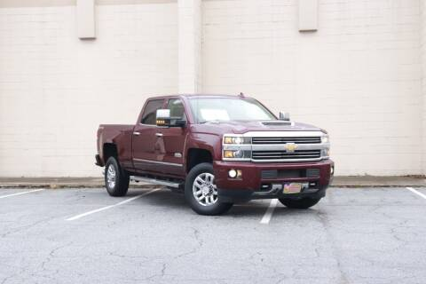2017 Chevrolet Silverado 3500HD for sale at El Compadre Trucks in Doraville GA