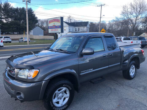 2003 Toyota Tundra for sale at Beachside Motors, Inc. in Ludlow MA