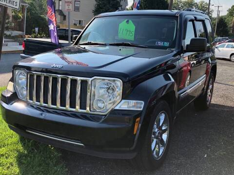 2011 Jeep Liberty for sale at Mayer Motors of Pennsburg in Pennsburg PA