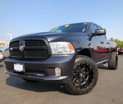 2016 RAM Ram Pickup 1500 for sale at LUGO AUTO GROUP in Sacramento CA