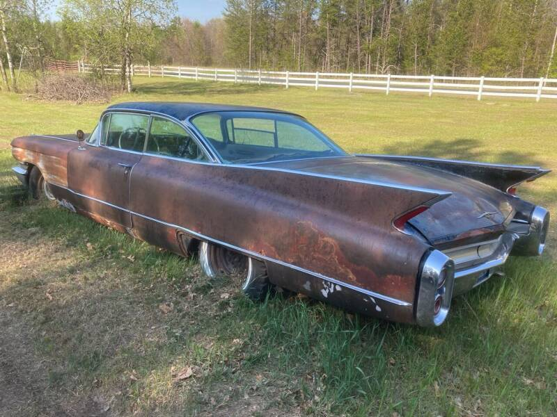 1960 Cadillac DeVille for sale at Riverside Auto Sales in Saint Croix Falls WI