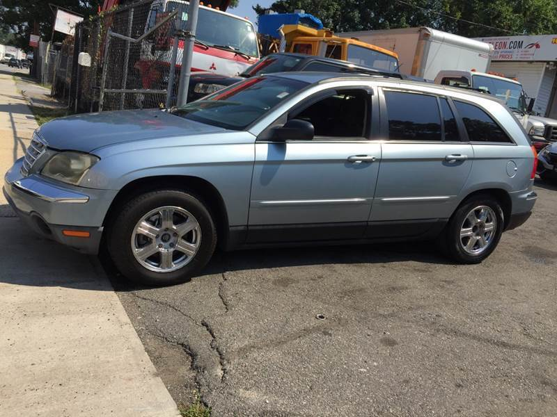 2004 Chrysler Pacifica for sale at White River Auto Sales in New Rochelle NY