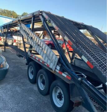 2016 Kaufman car hauler for sale at JacksonvilleMotorMall.com in Jacksonville FL