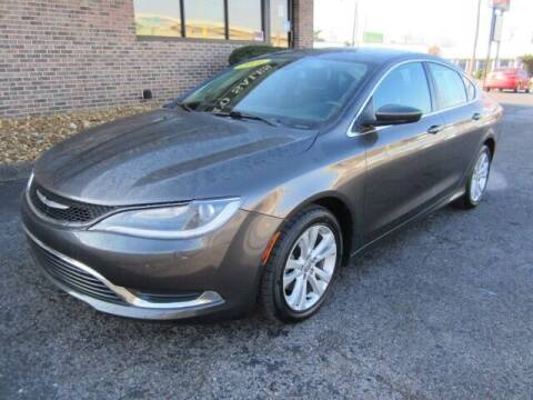 2016 Chrysler 200 for sale at Jacobs Auto Sales in Nashville TN