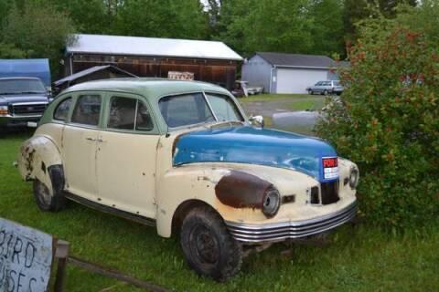 1946 Nash Sedan for sale at Haggle Me Classics in Hobart IN