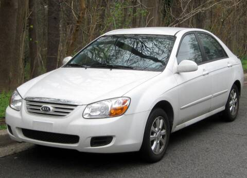 2008 Kia Spectra for sale at CARZLOT in Portsmouth VA