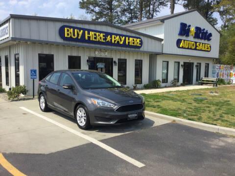 2015 Ford Focus for sale at Bi Rite Auto Sales in Seaford DE