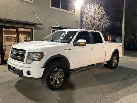 2013 Ford F-150 for sale at Unlimited Auto Sales in Salt Lake City UT
