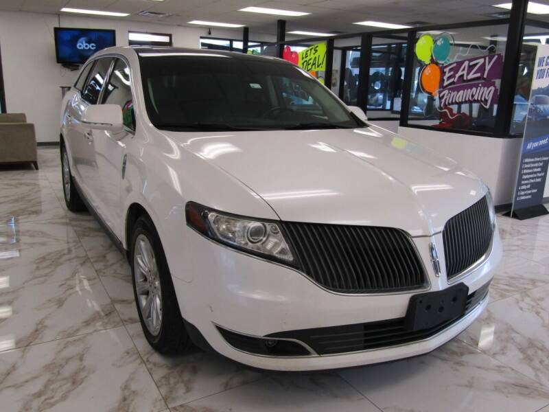 2014 Lincoln MKT for sale at Dealer One Auto Credit in Oklahoma City OK