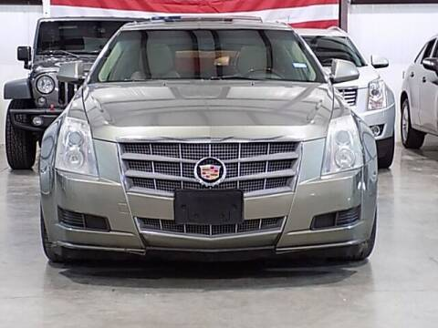 2010 Cadillac CTS for sale at Texas Motor Sport in Houston TX