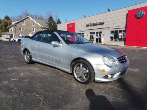 2006 Mercedes-Benz CLK for sale at Jeff D'Ambrosio Auto Group in Downingtown PA