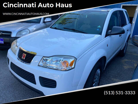 2006 Saturn Vue for sale at Cincinnati Auto Haus in Cincinnati OH