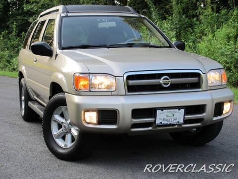 2003 Nissan Pathfinder for sale at Isuzu Classic in Cream Ridge NJ