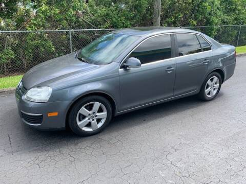 2009 Volkswagen Jetta for sale at Zak Motor Group in Deerfield Beach FL