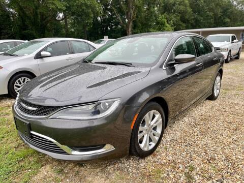 2016 Chrysler 200 for sale at Southeast Auto Inc in Walker LA
