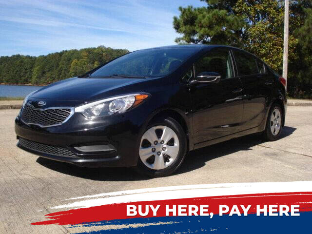 2015 Kia Forte for sale at Car Store Of Gainesville in Oakwood GA