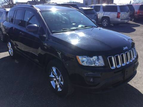 2012 Jeep Compass for sale at eAutoDiscount in Buffalo NY