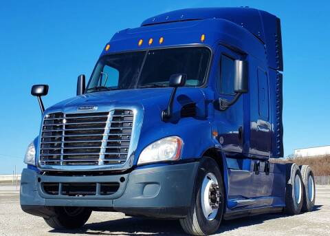 2015 Freightliner Cascadia 113 for sale at A F SALES & SERVICE in Indianapolis IN