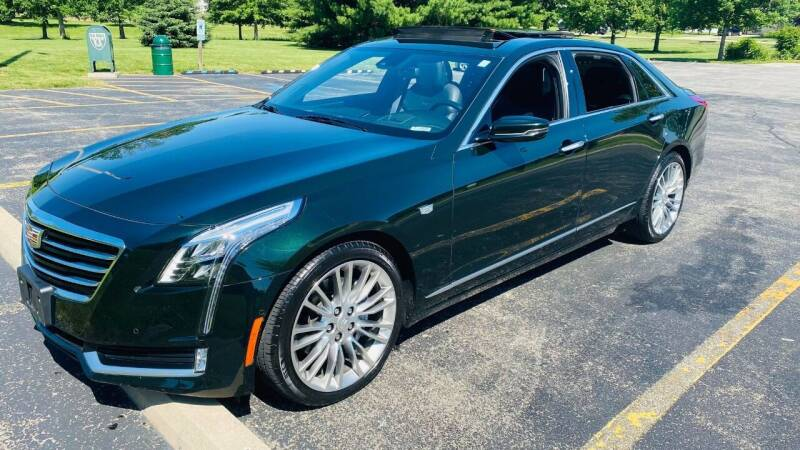 2016 Cadillac CT6 for sale at Brown's Truck Accessories Inc in Forsyth IL