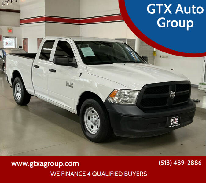 2017 RAM Ram Pickup 1500 for sale at GTX Auto Group in West Chester OH