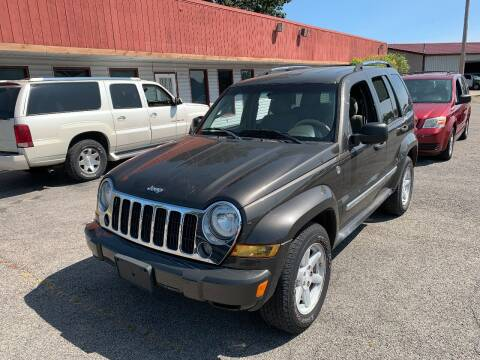 2005 Jeep Liberty for sale at Best Buy Auto Sales in Murphysboro IL