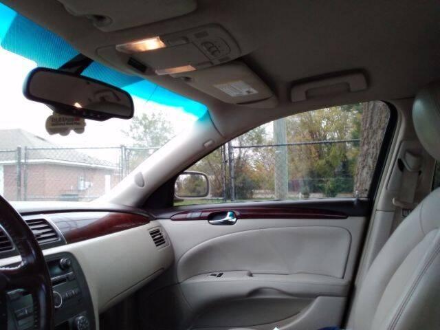 2010 Buick Lucerne  - Montgomery AL
