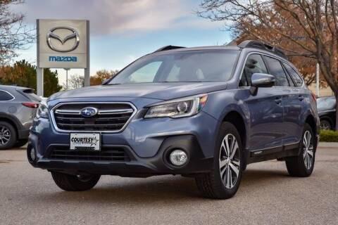 2018 Subaru Outback for sale at COURTESY MAZDA in Longmont CO