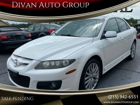 2006 Mazda MAZDASPEED6 for sale at Divan Auto Group in Feasterville PA