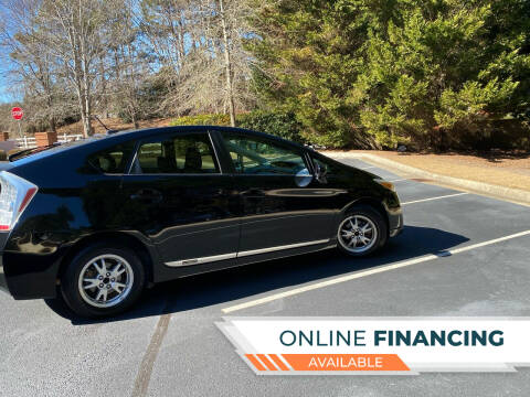 2011 Toyota Prius for sale at Paramount Autosport in Kennesaw GA