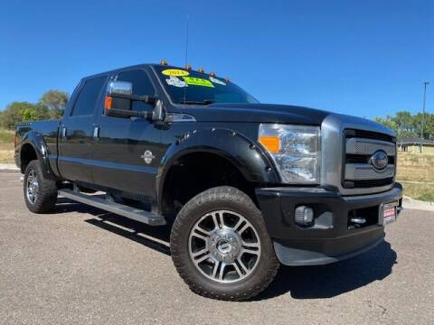 2014 Ford F-350 Super Duty for sale at UNITED Automotive in Denver CO