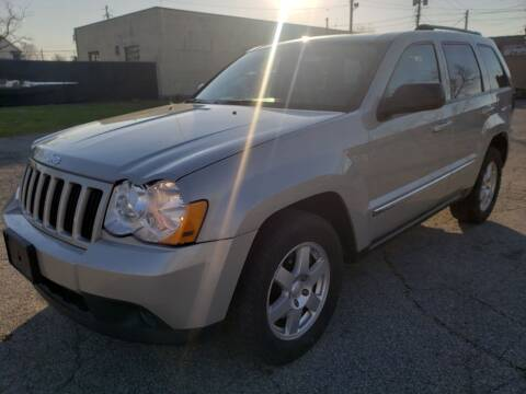 2010 Jeep Grand Cherokee for sale at Flex Auto Sales in Cleveland OH