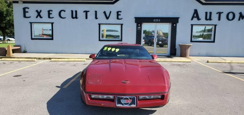 1989 Chevrolet Corvette for sale at Executive Automotive Service of Ocala in Ocala FL