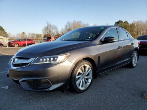 2016 Acura ILX for sale at Drive 1 Auto Sales in Wake Forest NC