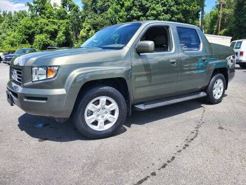 2006 Honda Ridgeline for sale at Brown's Used Auto in Belmont NC
