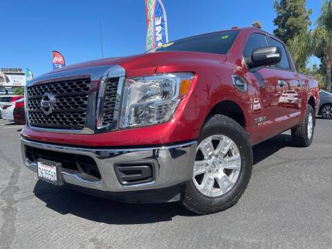 2017 Nissan Titan for sale at River Park Automotive Center in Fresno CA