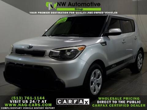 2014 Kia Soul for sale at NW Automotive Group in Cincinnati OH
