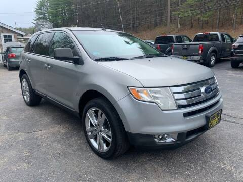2007 Ford Edge for sale at Bladecki Auto LLC in Belmont NH