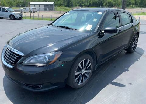 2014 Chrysler 200 for sale at American Motors Inc. - Cahokia in Cahokia IL