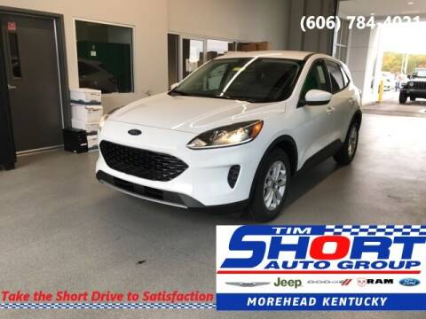 2020 Ford Escape for sale at Tim Short Chrysler in Morehead KY