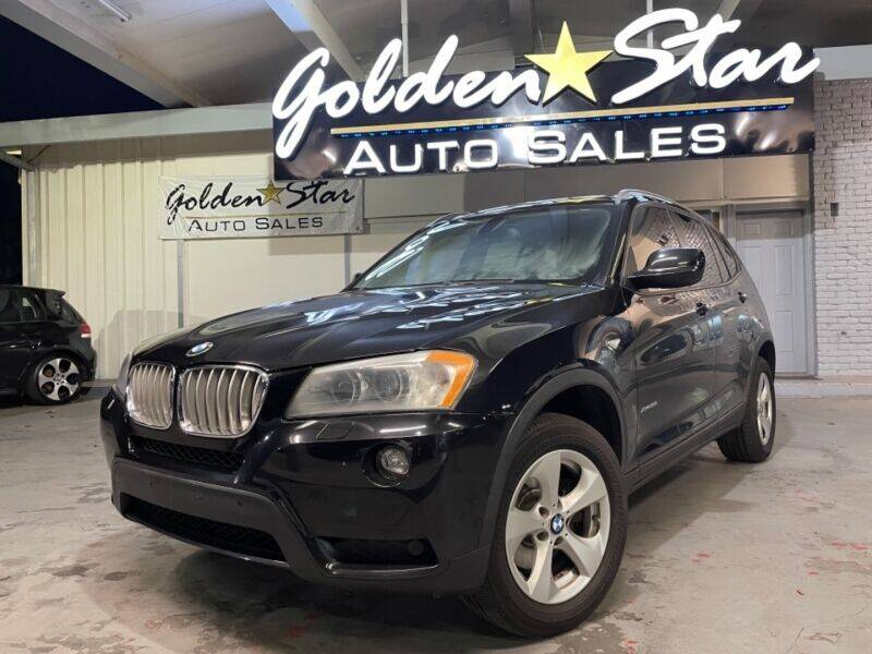 2011 BMW X3 for sale at Golden Star Auto Sales in Sacramento CA
