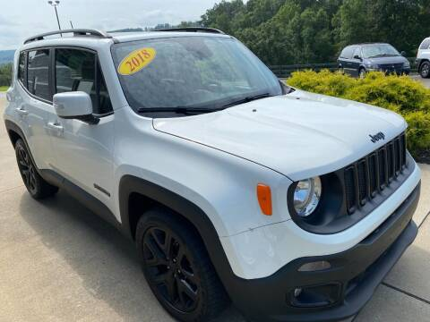 2018 Jeep Renegade for sale at Car City Automotive in Louisa KY